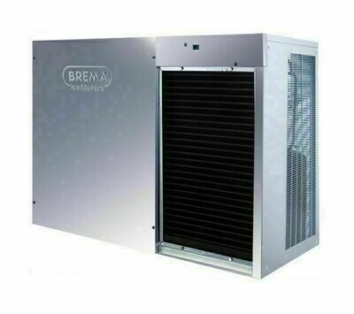 Brema Ice Maker No Bin Up To 770Kg Production