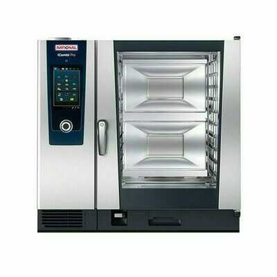RATIONAL - ICP102 - iCombi Pro – 10 x 2/1 GN Tray - Electric
