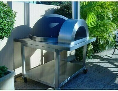 Portable Wood Fired Pizza Oven - WFPP1100