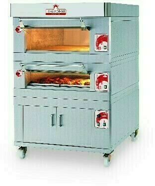 Italforni Pastfood Electric Stone Modular Oven - PFY280