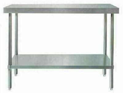 Flat Top Work Bench - WTCS-W 600 x D 600 x H 900