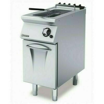 Mareno 70 Series 400mm Wide Single Pan Gas Fryer 15L