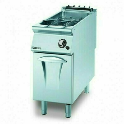 Mareno 90 Series 400mm Wide Single Pan Gas Fryer 23L