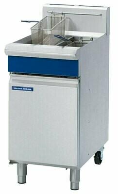 Blue Seal Evolution Series - 450mm Gas Fryer Twin Pan