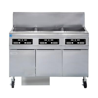 Frymaster Footprint Pro 3 x PMJ150 Fryer NG