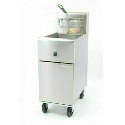 Dean SR114 Electric All-Purpose Fryer