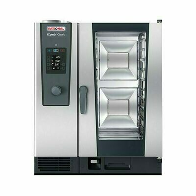 RATIONAL - ICC101G - iCombi Classic - 10 x 1/1 GN - Gas