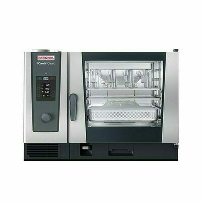 RATIONAL - ICC62 - iCombi Classic – 6 x 2/1 GN Tray - Electric