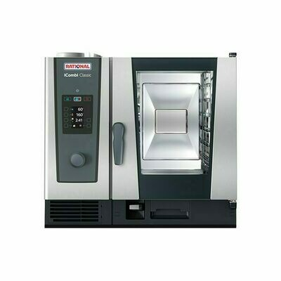RATIONAL - ICC61 - iCombi Classic – 6 x 1/1 GN Tray - Electric