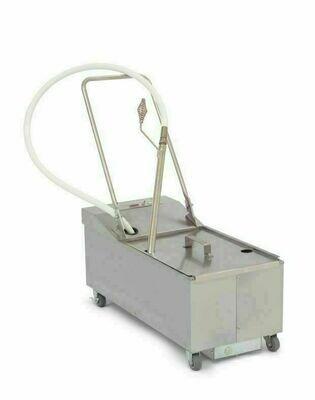 Frymaster Portable Oil Filter - 25L Reversible Pump