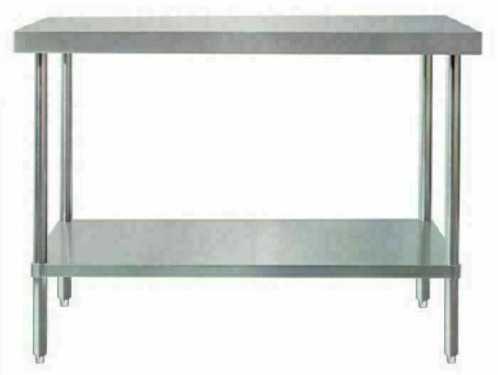 Flat Top Work Bench - Heavy-W1800 x D700 x H900