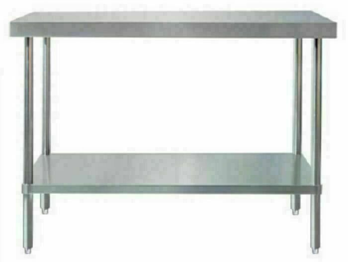 Flat Top Work Bench - Heavy-W2400 x D700 x H900