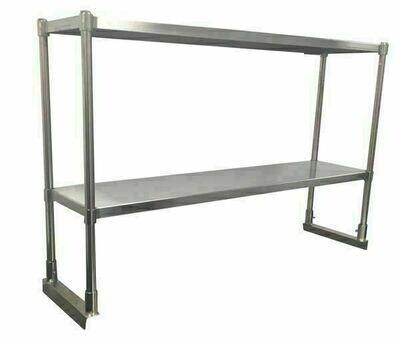 Double overshelves W1500 x D300 x H750