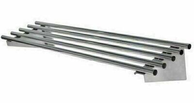 Pipe Wall Shelves-W2400 x D300 x H255