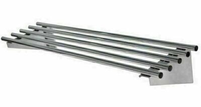 Pipe Wall Shelves-W1500 x D300 x H255