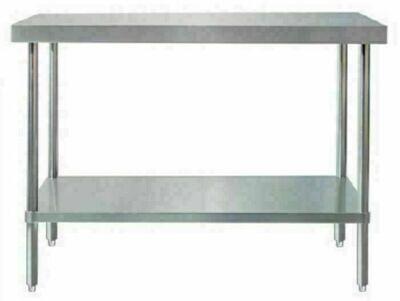 Flat Top Work Bench-W2400 x D600 x H900