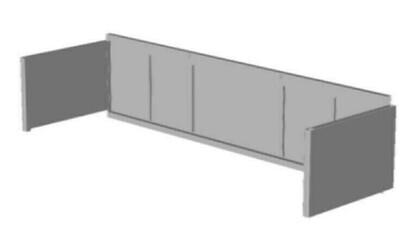 Woodson W.TRP23 Trolley Panel