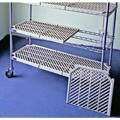 Atlas 5 Shelf Plastic Mat Shelving Kit 535D x 1370Lmm