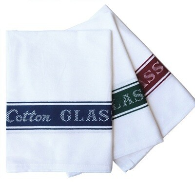 Glasscloth 100% Cotton Printed Towels