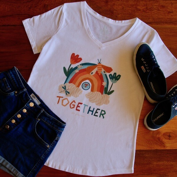 together by Roxy Schoon (women)