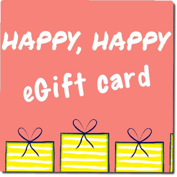 eGift card