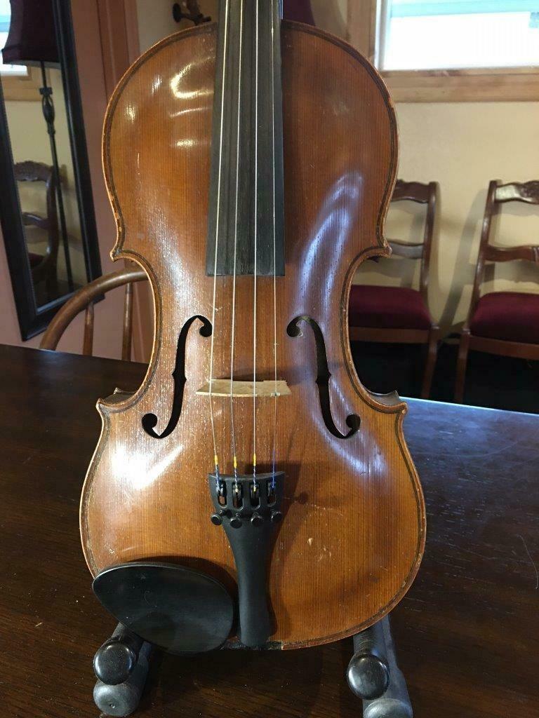 4/4 Violin Vintage Tyrolean