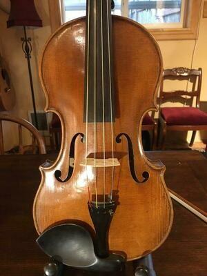 German Viola 15 1/4