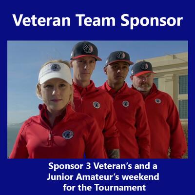Veteran Team Sponsor