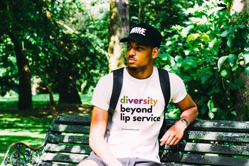 Diversity Beyond Lip Service T Shirt