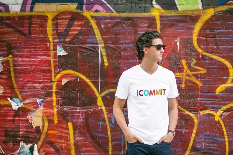 iCommit T Shirt