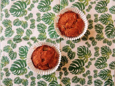 Appel muffins - 10 stuks