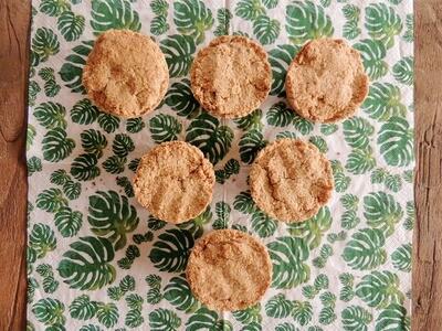 Mini haverbroodjes - 6 stuks