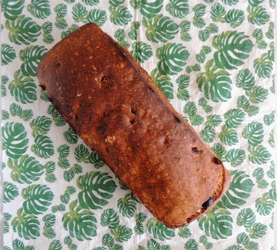 Rozijnenbrood- 750g