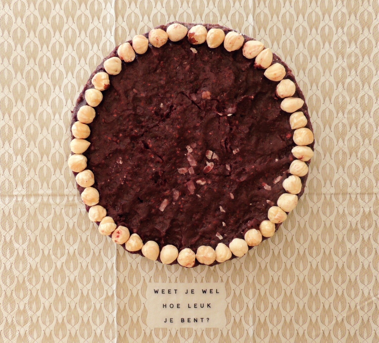 Braambessen Cheesecake (2-5pers)