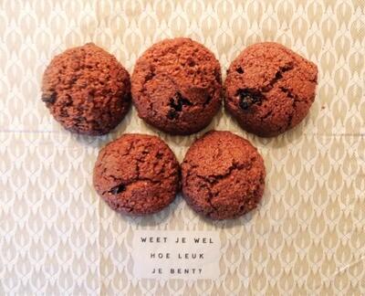 Kokos scones - 7 stuks