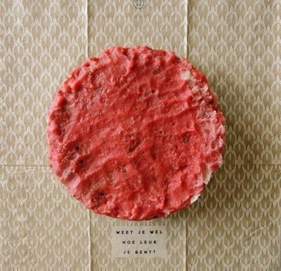 Aardbeien Cheesecake (2-5pers)