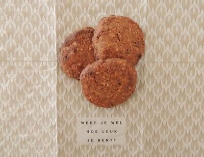 Speculaas koekjes - 12 stuks
