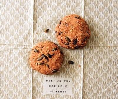 Suikervrije koekjes - 7 stuks
