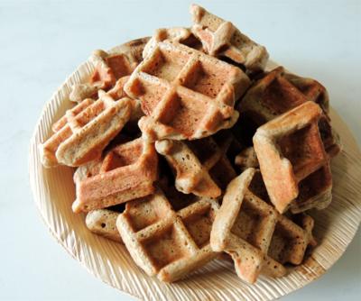 Glutenvrije wafels - 8stuks