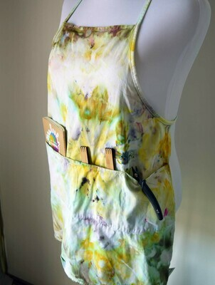 Adult Ice Dyed Apron
