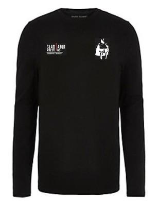 Gladiator Club Long Sleeve Shirt