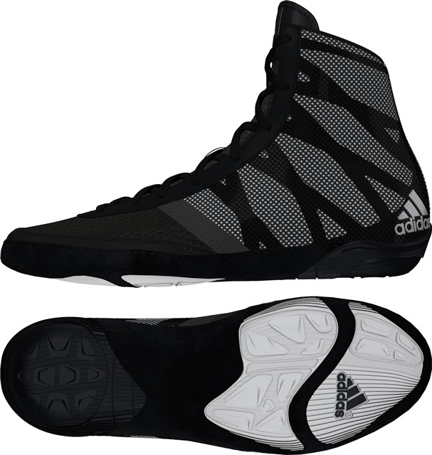 Adidias Pretereo 3 Wrestling Shoe