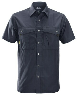 Snickers 8506 Rip Stop Shirt, korte mouwen