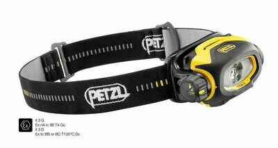 Petzl Pixa 2 Hoofdlamp ATEX