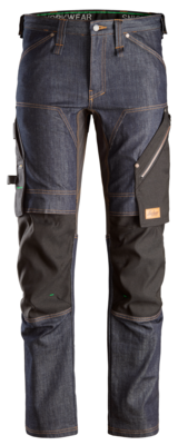 Snickers 6956 FlexiWork Denim Werkbroek+