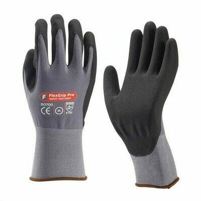 HBV Flex Grip Pro Werkhandschoen - Micro foam nitril - 120 stuks