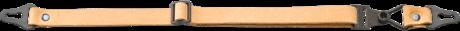 Voss - Lederen kinband met snelontgrendeling