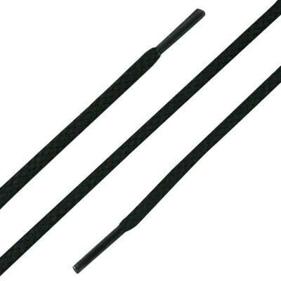 Bama Ronde Veters Zwart 90cm