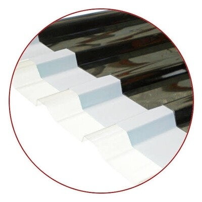 Polycarbonate IBR roof sheets