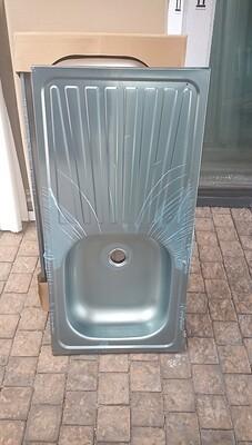 Sink 900 x 450 Sit on
